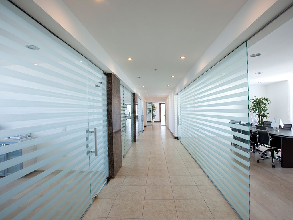 Glass Partitions Glass Systems For Commercial Offices