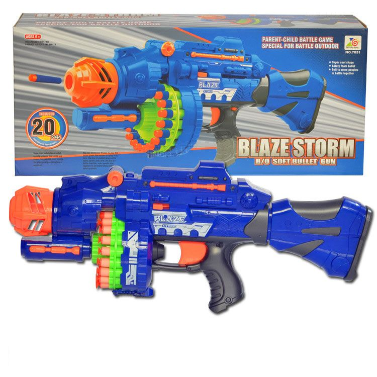 Cheap electric gun toy, Buy Quality gun toy directly from China soft bullet  toy gun Suppliers: Sniper Rifle Plastic Gun Soft Bullet Toy Gun 20 Bullets  1 ...