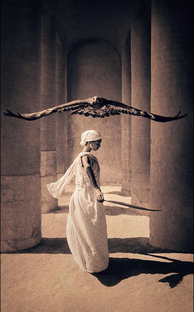 'Ashes & Snow' | Gregory Colbert Photography, via Popular Photography Magazine.