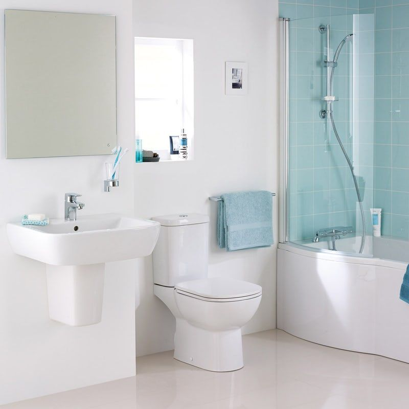 Ideal Standard Tempo Complete Left Handed Shower Bath Suite 1700 X 800 Shower Bath Bath Shower Mixer Taps Shower Mixer Taps