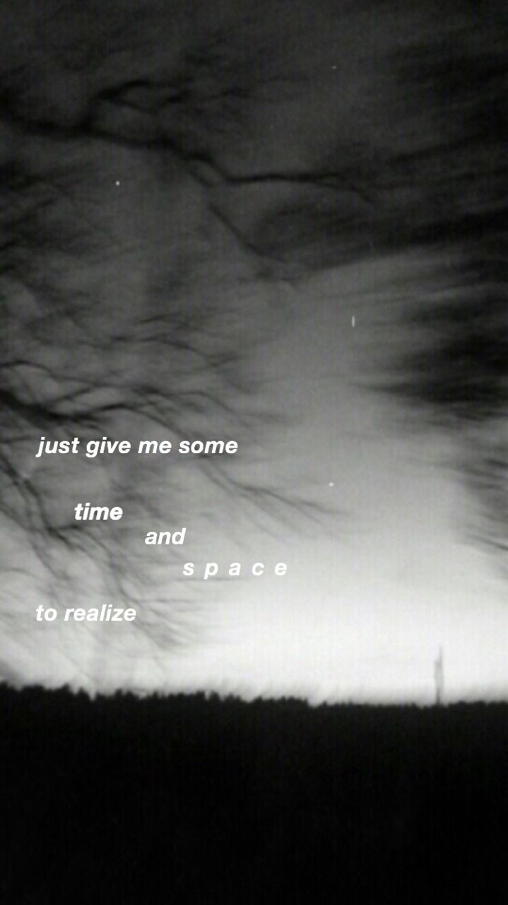 Depression Quotes Iphone Wallpaper Chase Atlantic Tumblr Aes G Pinterest Lyrics