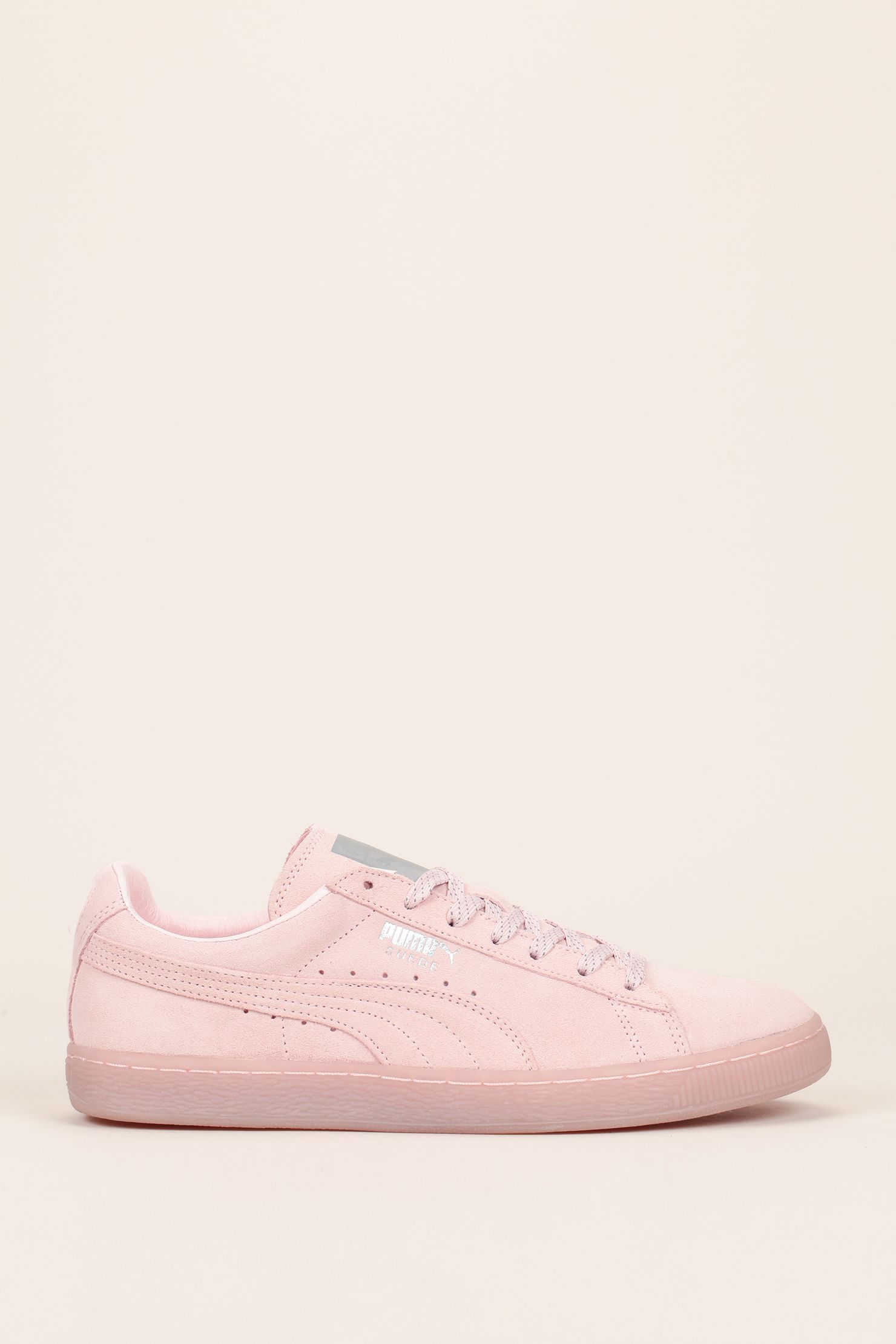puma suede rose pale