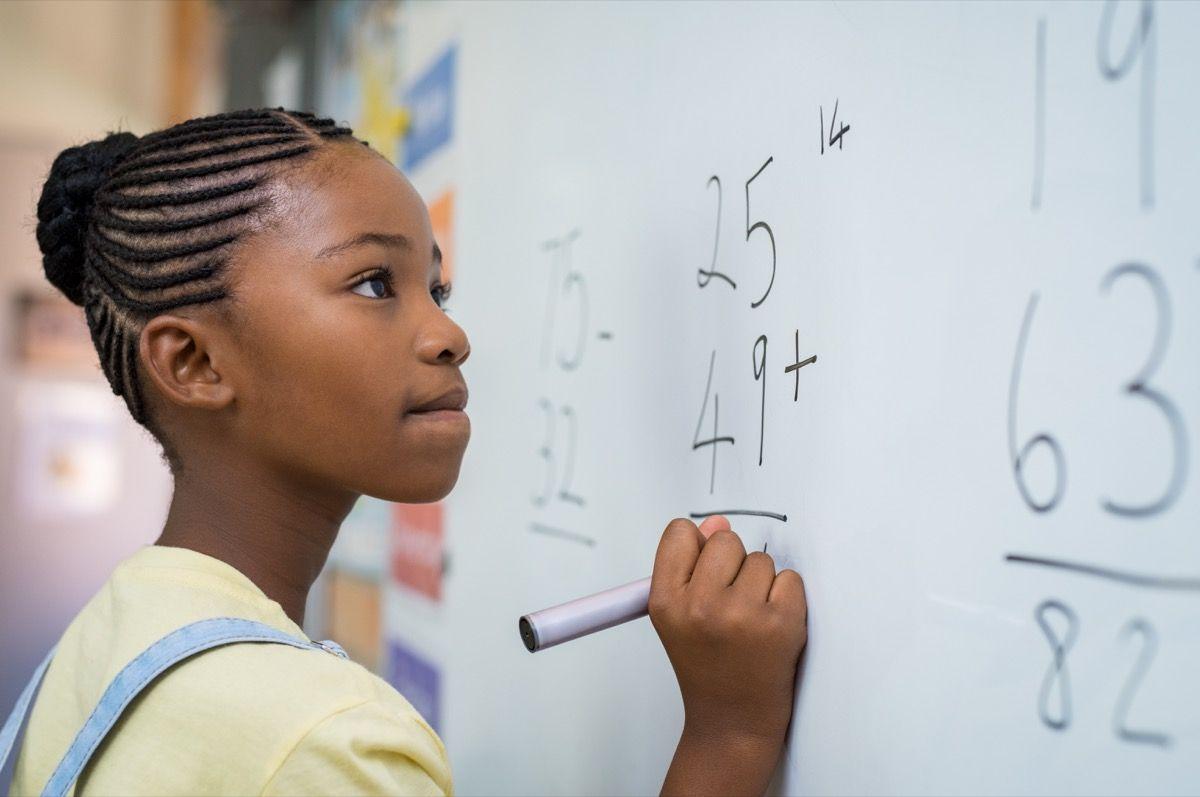 20 tricky but fun gradeschool math questions hard math