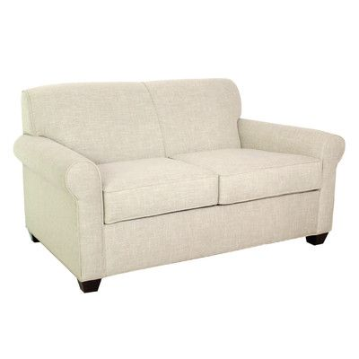 Edgecombe Furniture Finn 67 Quot Rolled Arm Sofa Bed