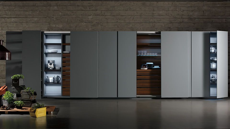 Armadio per cucina - TU 23 by Massimo Castagna - Rossana | Cocinas ...