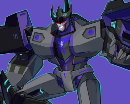Transformers One-Shots (COMPLETED) - RID2015 Megatronus X