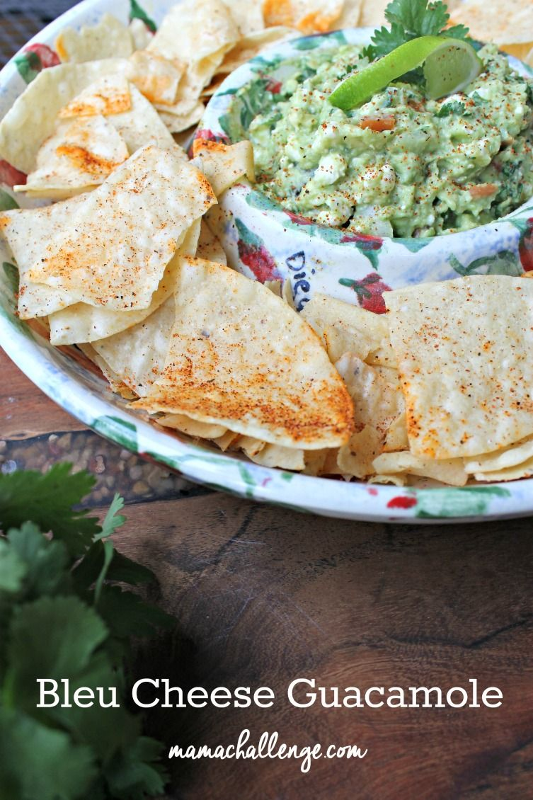 24 National Tortilla Chip Day Best Guacamole Ever With A Special