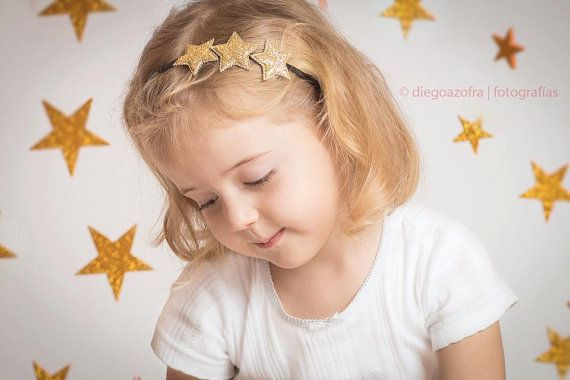 Hey, I found this really awesome Etsy listing at https://www.etsy.com/listing/215804296/gold-star-headband-gold-star-headpiece