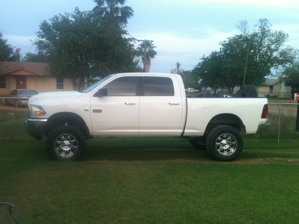 Lifted dodge truck lifted my truck today yeeey dodge diesel diesel truck resource