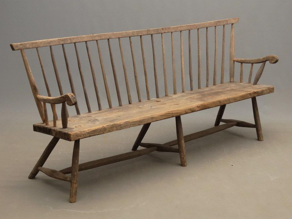 early spindle bench 75
