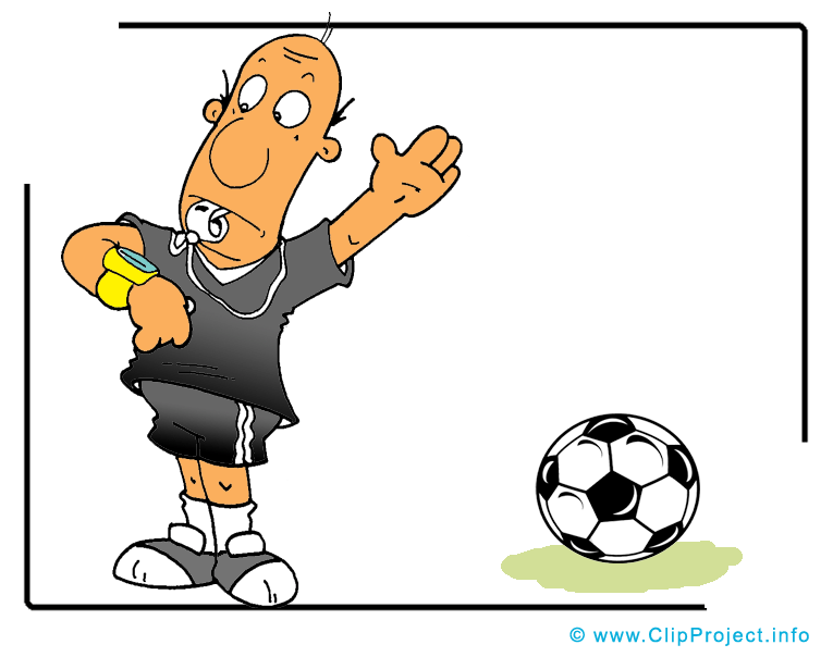 Referee Cartoon Clip Art Cartoon Clip Art Cartoon People Clip Art