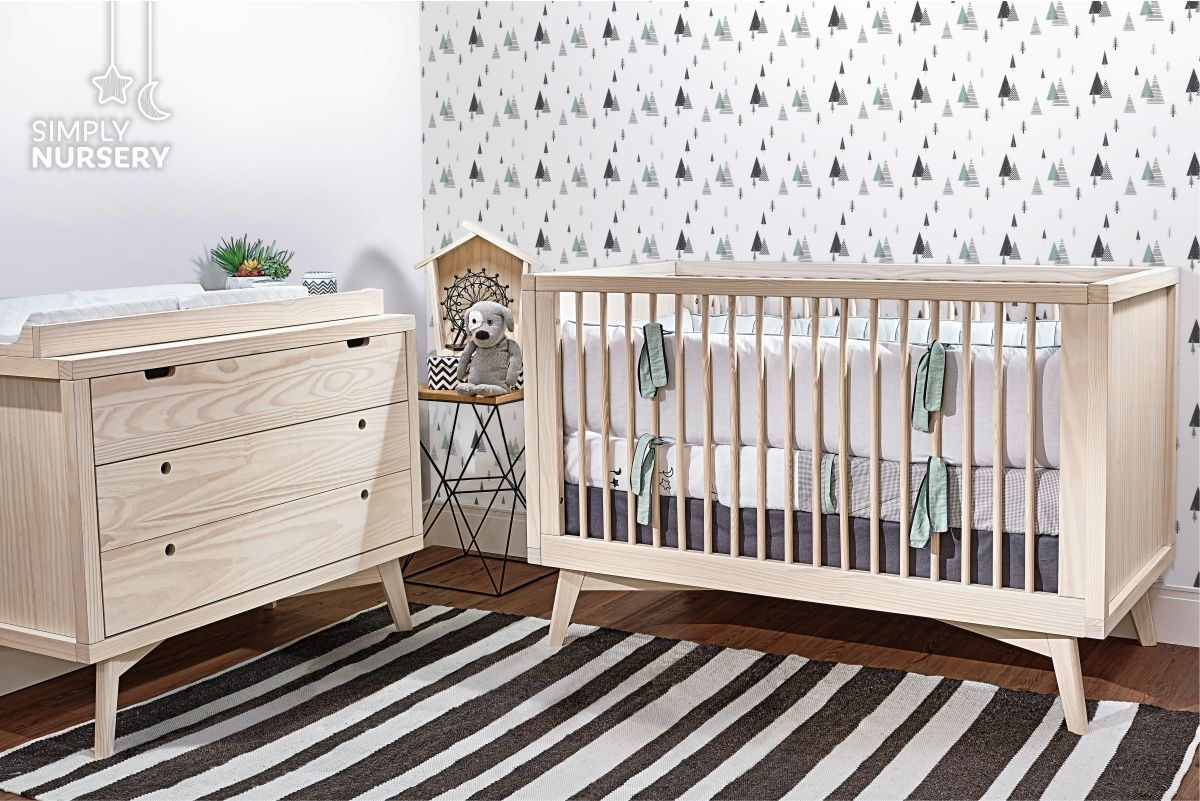 Breathtaking Baby Boy Nursery Simplynursery Retro