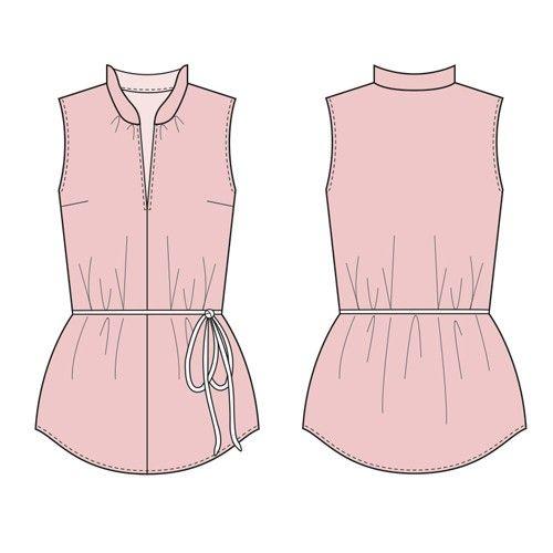"""Résultat de recherche d'images pour """"harper blouse pattern"""""""