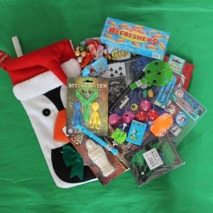 Boys Pre-filled Christmas Stocking   Baby Boutique Inspiration ...