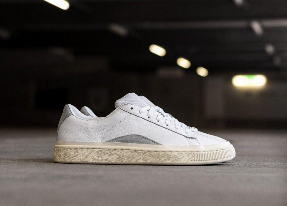 Puma X Han Kjobenhavn Basket Han Kjobenhavn Puma Platform Sneakers