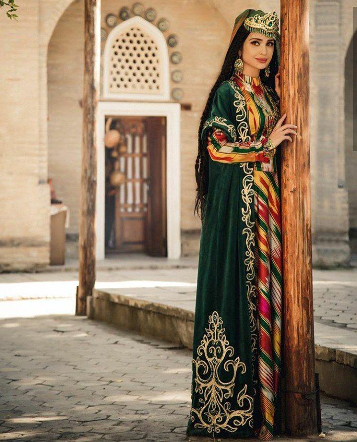 это актуально картинки таджикских платьев худо-бедно