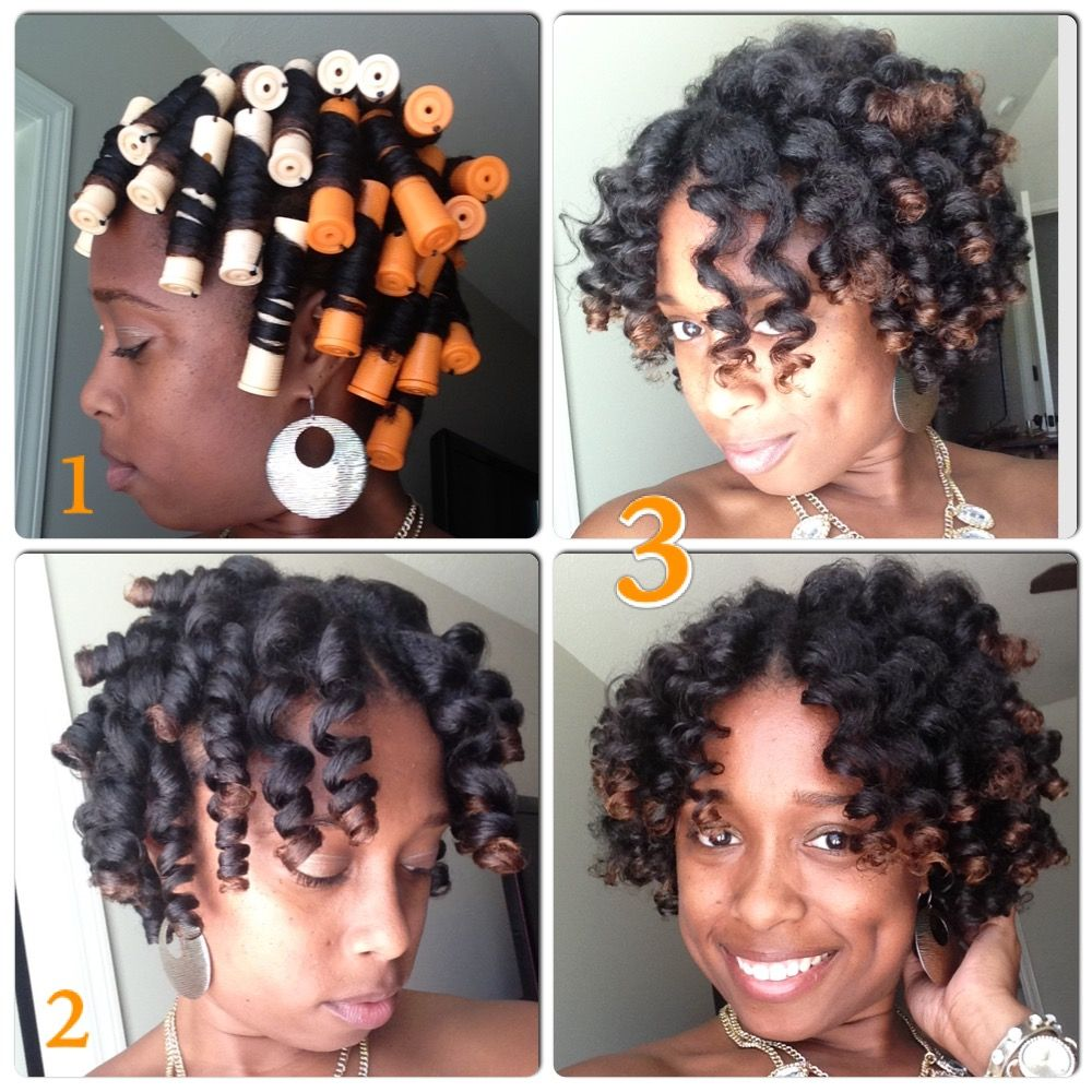 Cute Styles I Could Possibly Do With My Curls Or Perm Rod Sets Curly Hair Styles Naturally Curly Hair Styles Natural Hair Styles