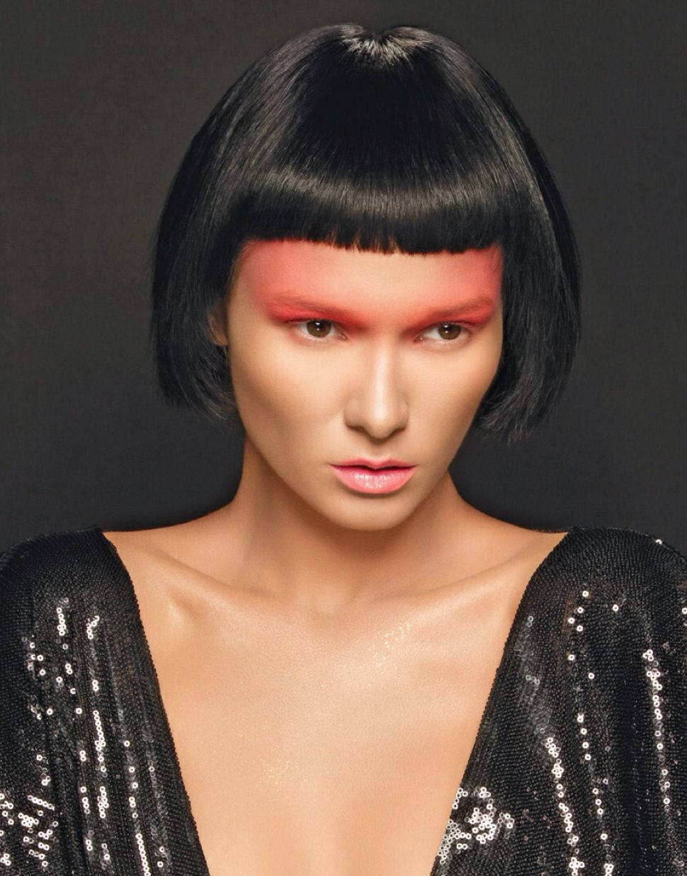 Scott Barnes makeup Makeup Pinterest