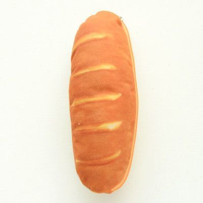 Cute Bread Pencil Case For School and Office