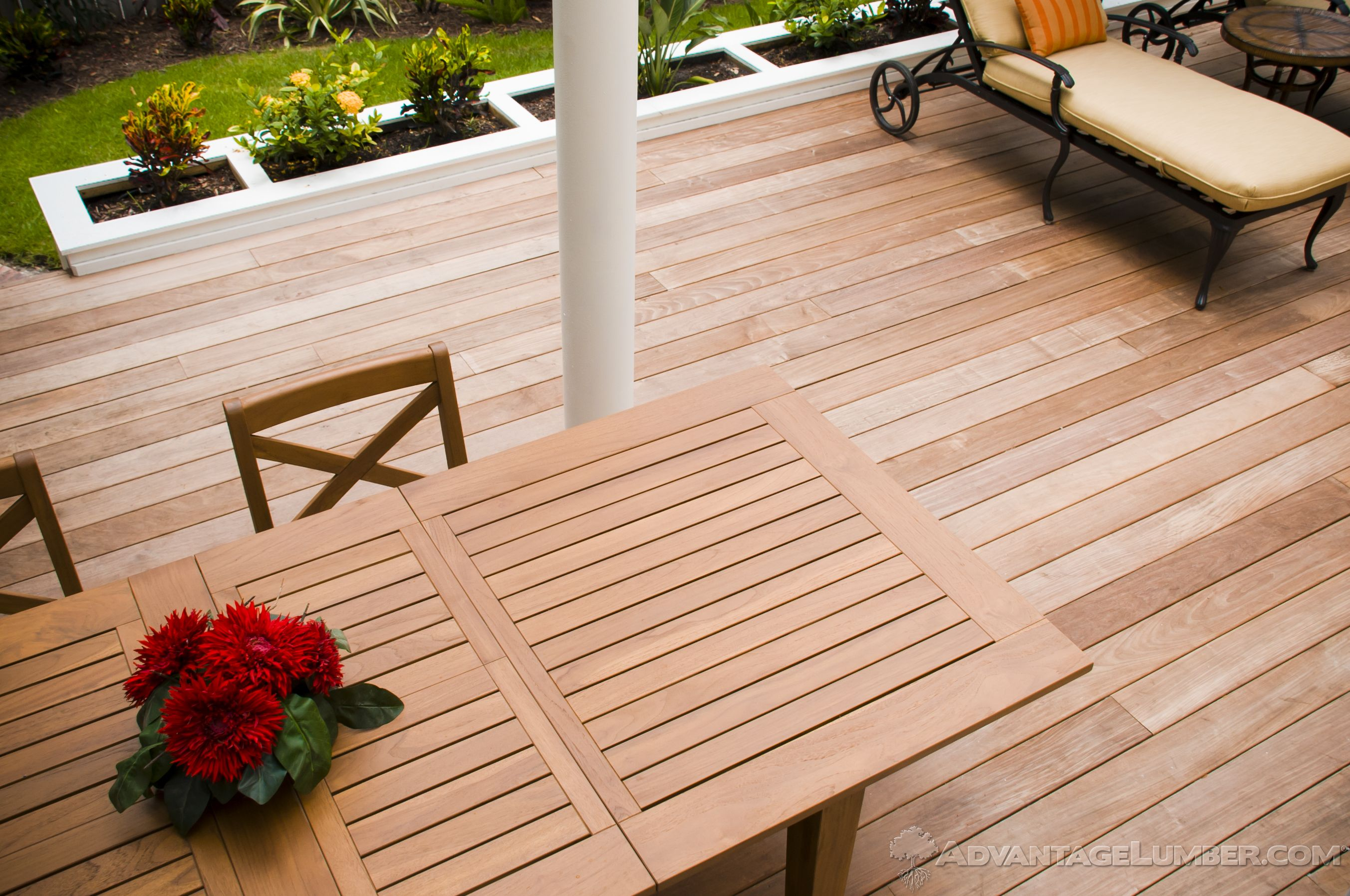 1 X 6 Ipe Wood Decking Ipe Wood Deck Wood Deck Ipe Wood