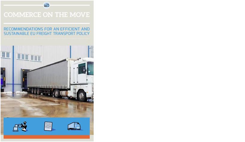 El transporte es una parte fundamental de la logística, ya que es la forma primordial de distribución elegida.  http://elblogdeanged.com/2014/02/21/desafio-logistica-urbana-eurocommerce-freight-transport-policy/