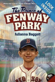 The Prince of Fenway Park $16.00 Sixth Grade The Noah Wolk