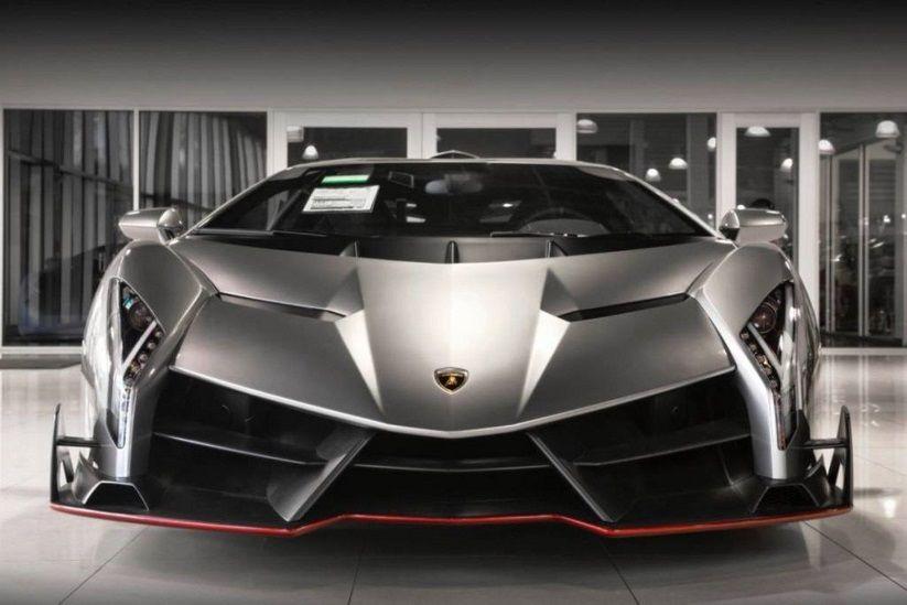 Lamborghini Veneno Front View Mycarid Com Juicy Stuff Superauto