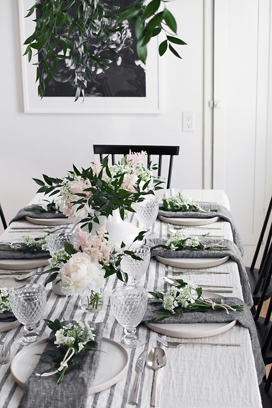 Spring Table For Mothers Day Tables De Fêtes Idee Deco
