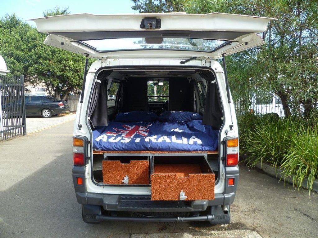 mitsubishi 4x4 van Google Search Toyota hiace