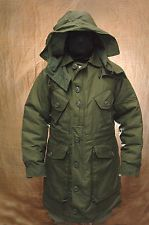 Extreme canadian army winter parkas