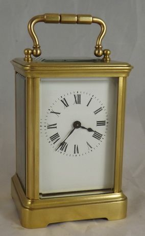 Small French Carriage Clock