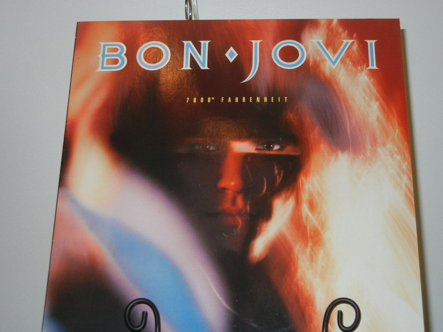 Bon Jovi 7800 Fahrenheit Mtv I Love The 80 39 S Vintage Vinyl Album Only Lonely In And Out Of Love The Price Of Love Jon Bon Jov Bon Jovi Jon Bon Jovi