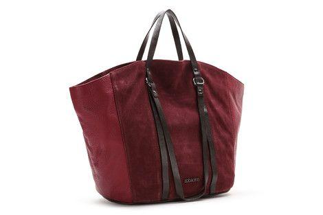 Abbacino Leather Suede Bag NANNA