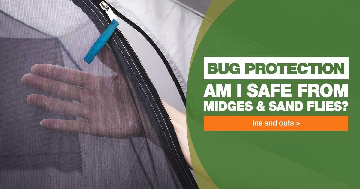 SNOWYS BLOG u003e Is My Tent or Swag Midge u0026 Sandfly Proof? ? & SNOWYS BLOG u003e Is My Tent or Swag Midge u0026 Sandfly Proof ...