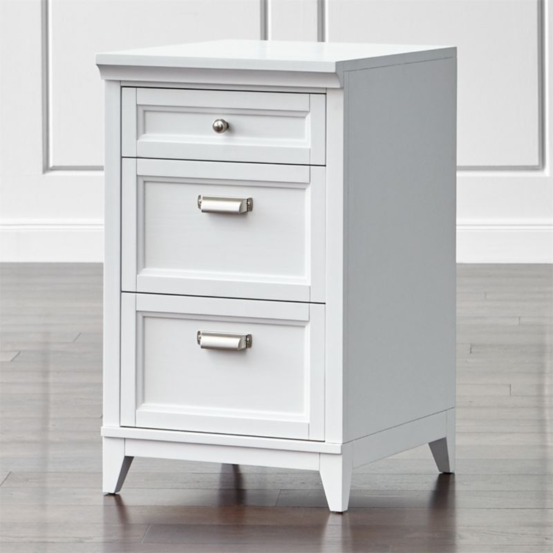 Pin By Lucas Myers On Home Office Filing Cabinet Crate And Barrel Desk Drawer Filing Cabinet
