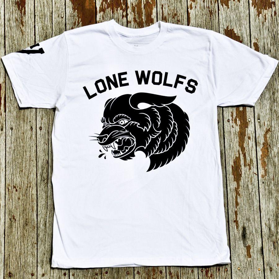Vicious History — Lone Wolfs | Garde robe, Pull, Robe