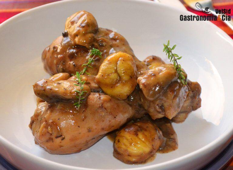 Seis Recetas De Carne Con Castañas Para Este Otoño Recetas Con Carne Comida Recetas Para Cocinar