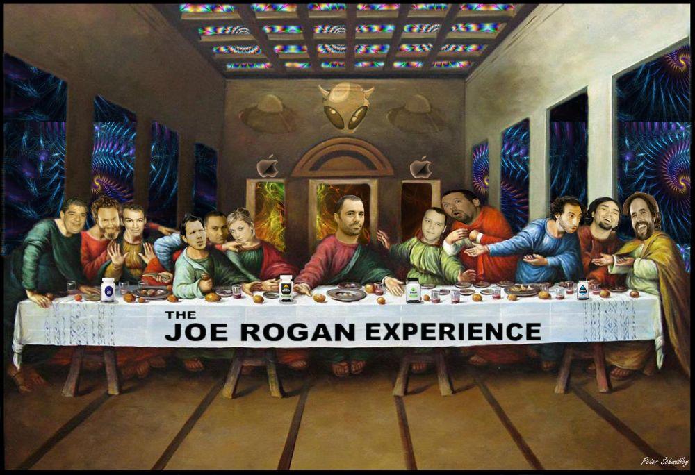 The Joe Rogan Experience Fan Art Gallery Joe Rogan Joe Rogan Experience Memes