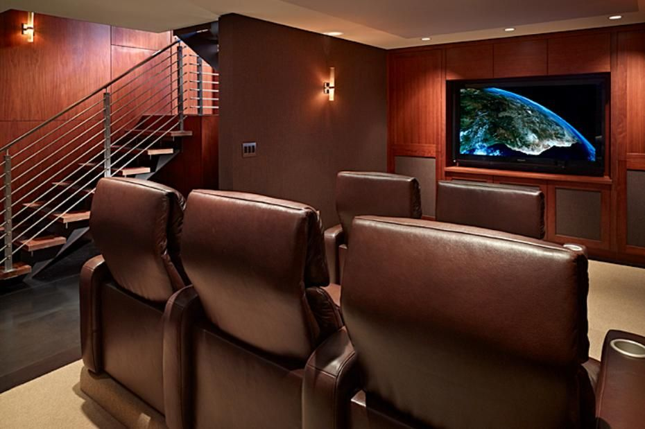 Home Theaters ideas and design with 22