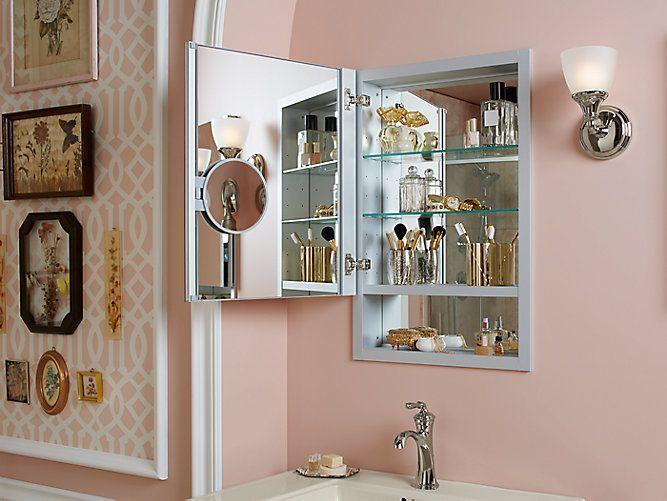 Unique Kohler Verdera Medicine Cabinet