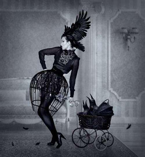 (23) gothic couture | Tumblr