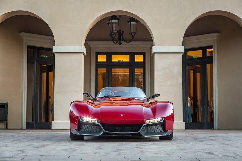 Rezvani Beast X Super Cars Car Automotive Design
