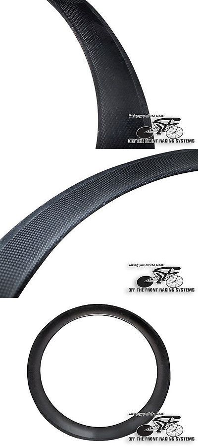 Rims 177821: Ultralight 60 Mm 700C Carbon Tubular Rim 20H Or 28H BUY IT NOW ONLY: $149.0