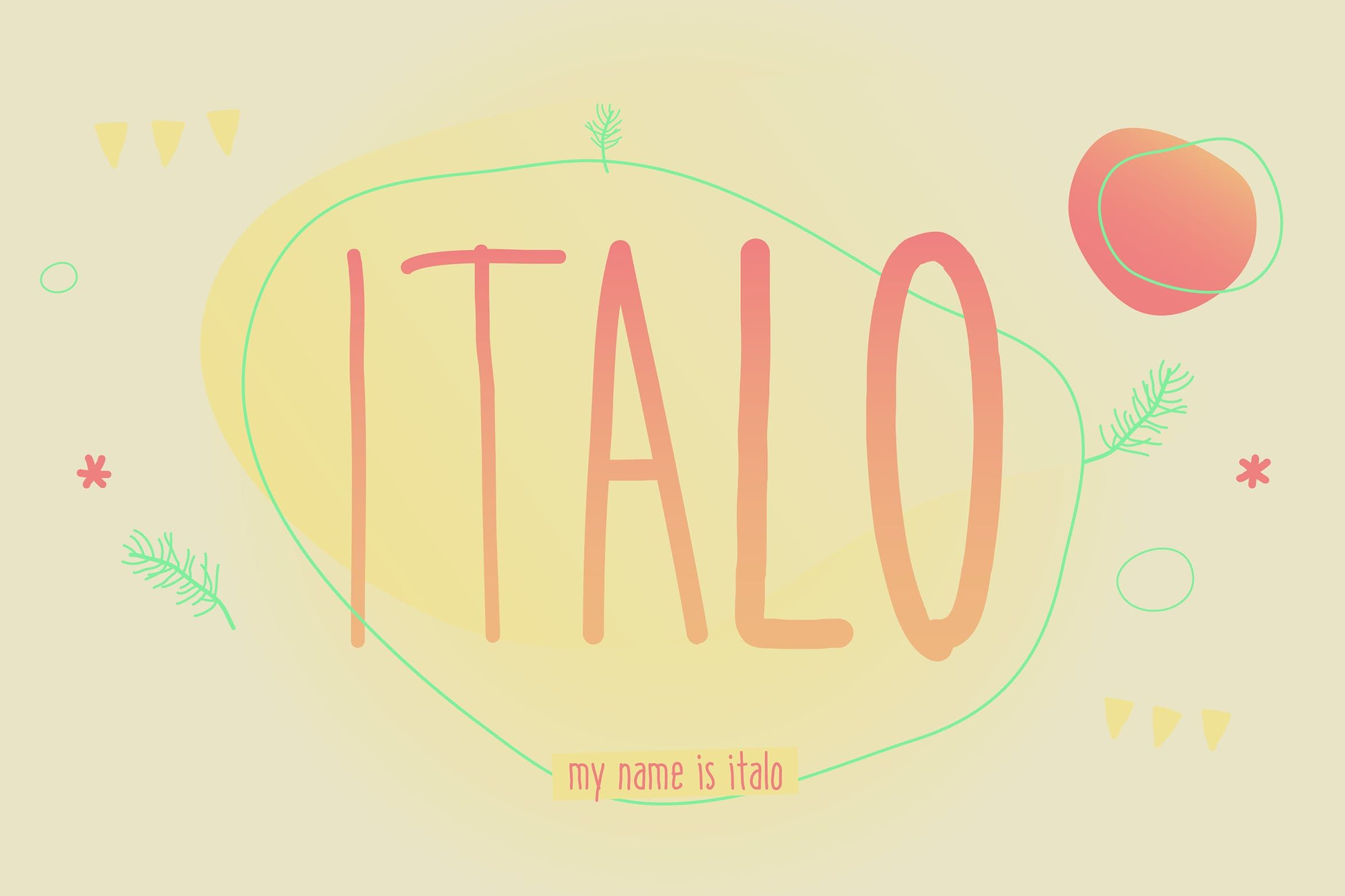 Download Italo Fonts by antipixel. Subscribe to Envato Elements for unlimited Fonts downloads for a single monthly fee. Subscribe and Download now!