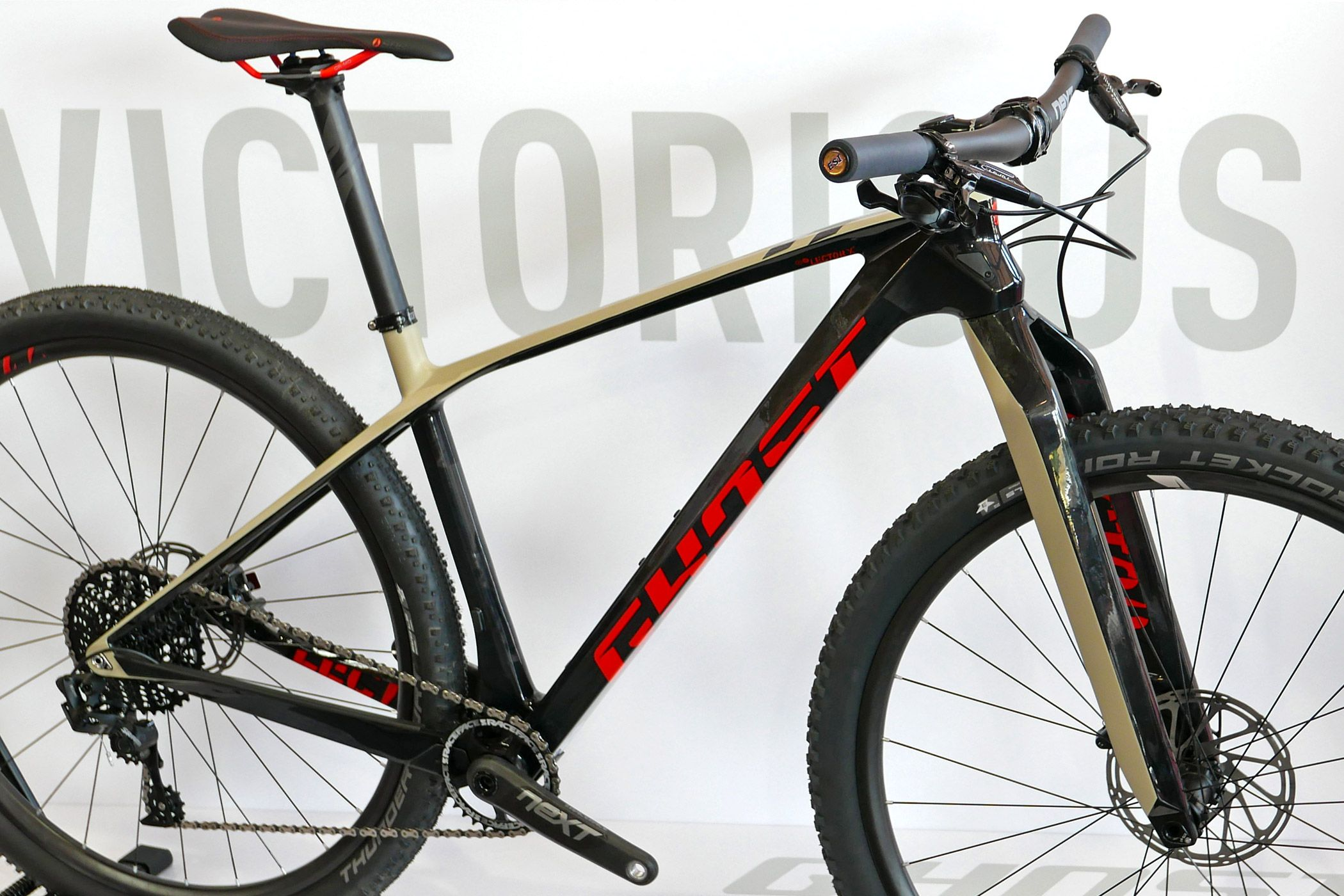 Eb16 Ghost Lector X Lector Kid Hardtail Xc Racing For The