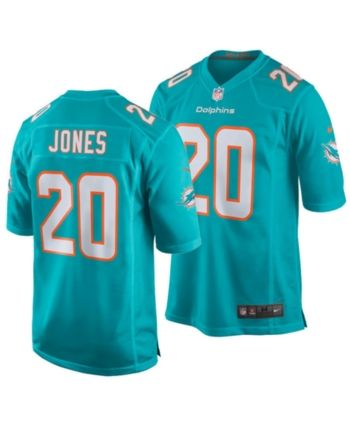 separation shoes d96c8 3ca32 Men's Reshad Jones Miami Dolphins Game Jersey | Products in ...