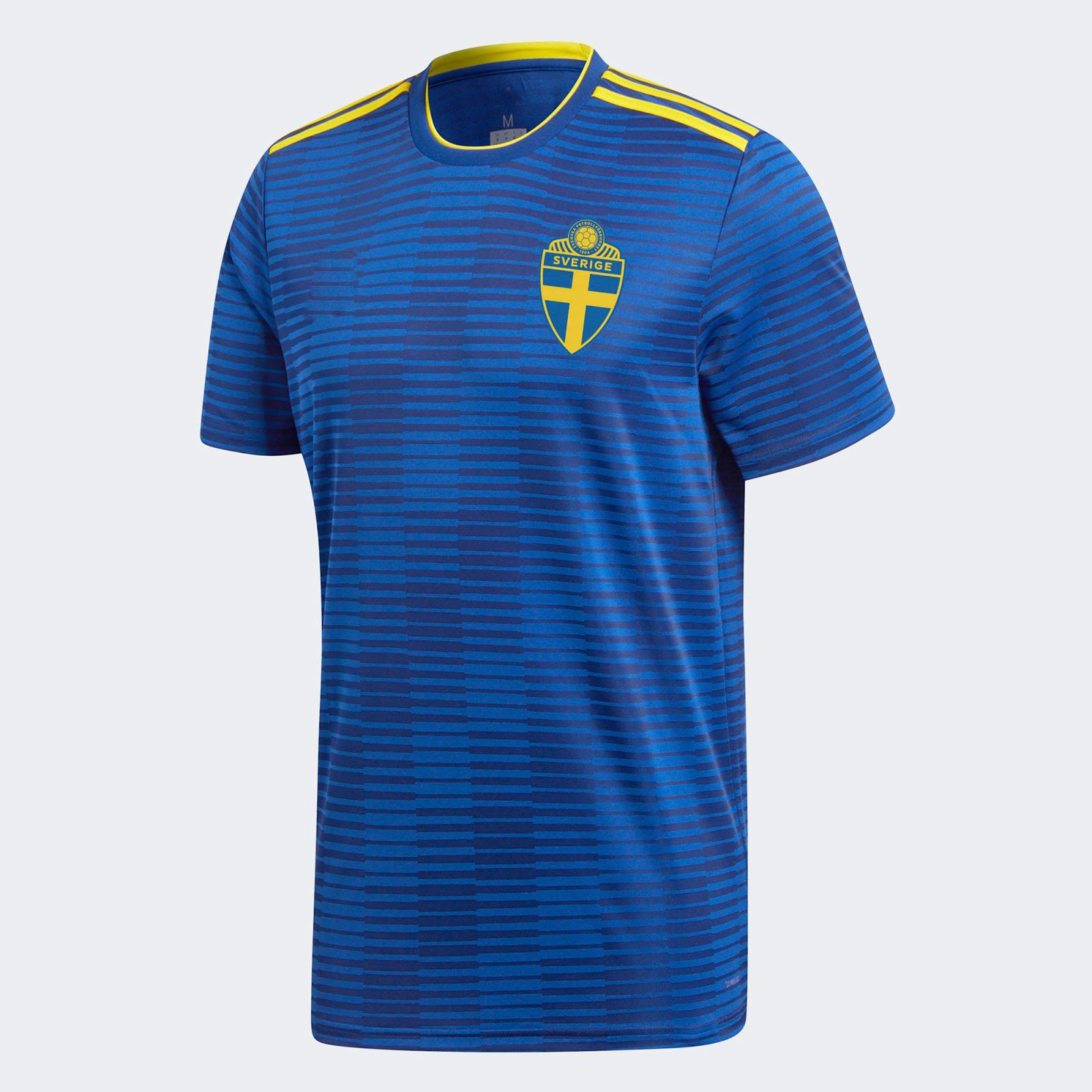 Image result for sweden world cup away jersey