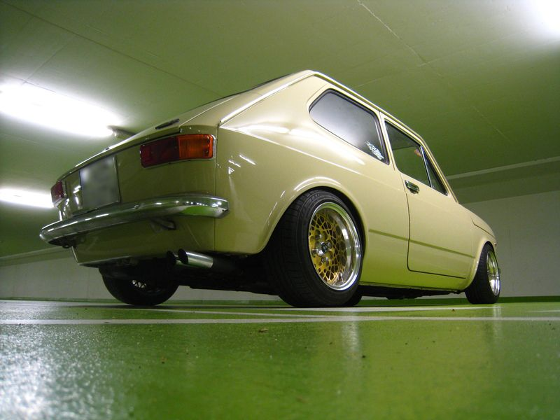 The Amazing Beige Fiat 127 Retro Rides With Images Fiat 850