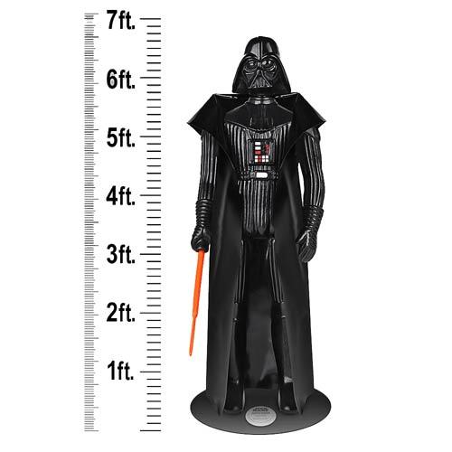 Star Wars Darth Vader Life Size Vintage Kenner Monument Action Figure Darth Vader Star Wars Figures Star Wars Darth
