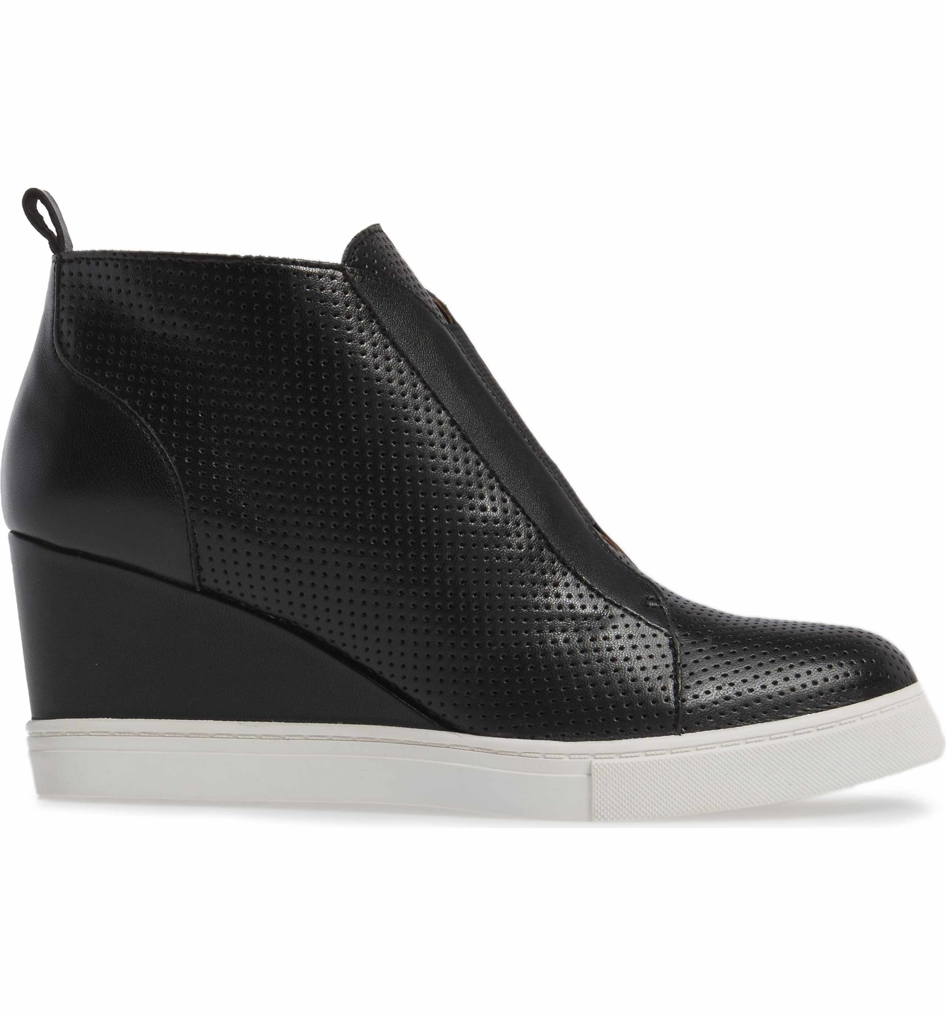 247cfc16d4afe Main Image - Linea Paolo 'Felicia' Wedge Bootie (Women) | Style ...